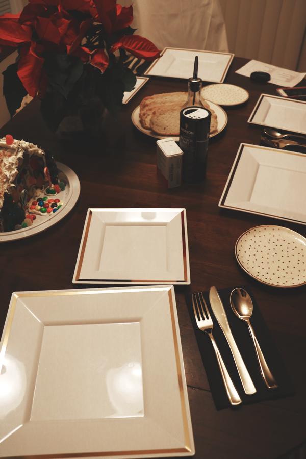 Easy Italian Dinner Party